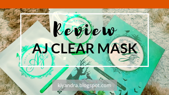 Review Allen Jimmy Clear Mask, Masker Premium Taiwan