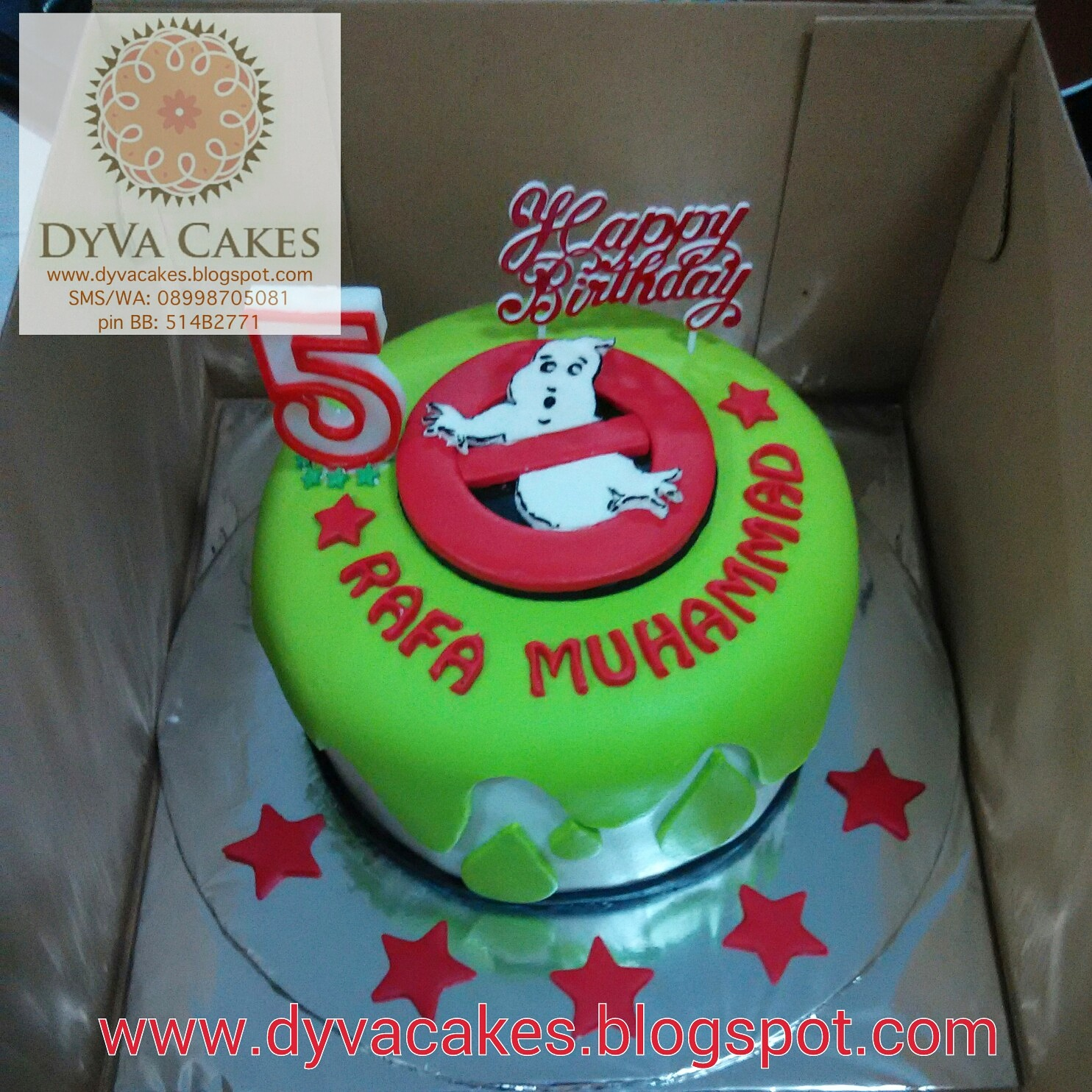 Cool Dyva Cakes Ghostbusters Birthday Cake Funny Birthday Cards Online Alyptdamsfinfo