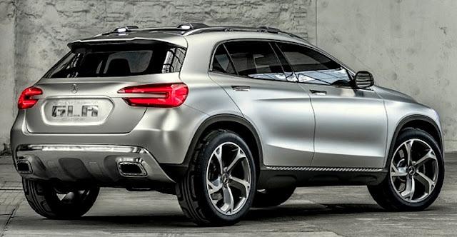 SUV Kompak - Mercedes Benz GLA