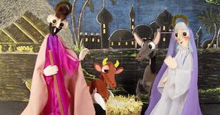El Retablo de Navidad en Teatro Hilos Mágicos