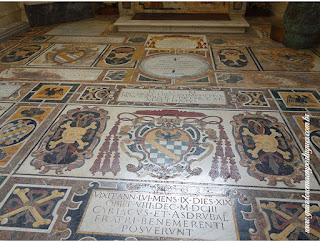 pavimento opus sectile igreja aracoeli guiua portugues - Santa Maria In Aracoeli