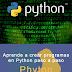 (Ojala) Aprende a crear programas en Python paso a paso