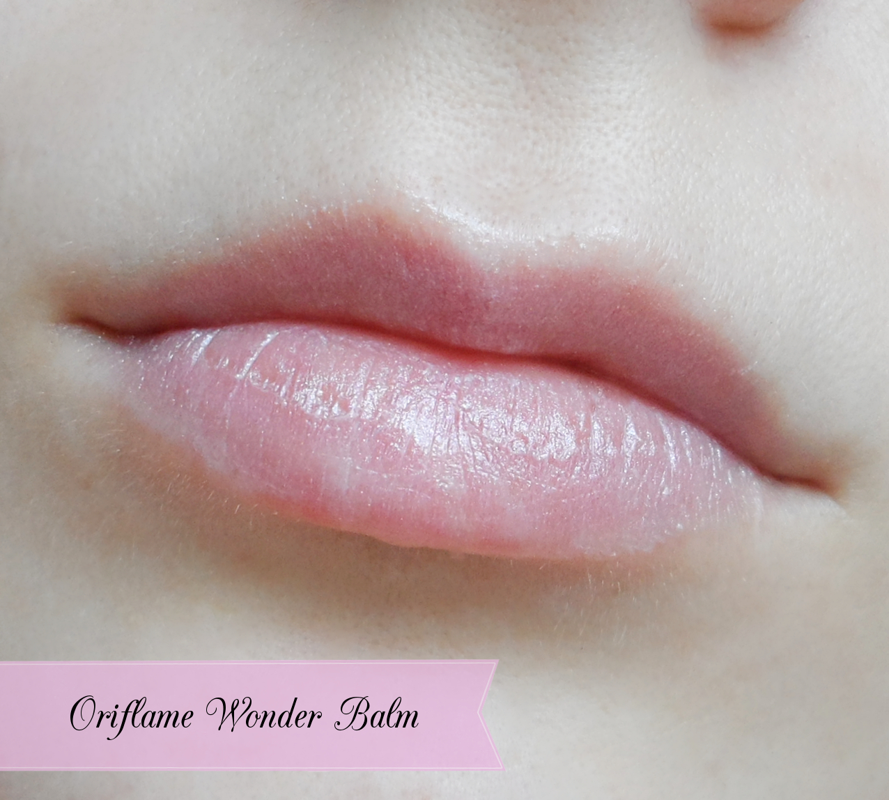 lip balm by oriflame