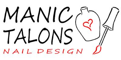 Manic Talons Nail Design
