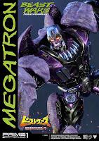 "Pre-order abierto para Beast Megatron de ""Transformers"" - Prime 1 Studio"