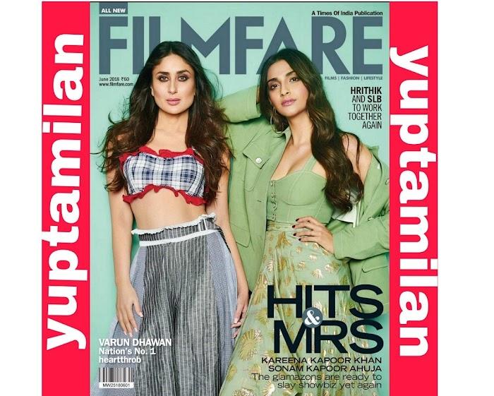 Filmfare Magazine PDF Download- June 2018