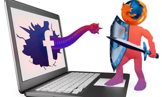 """سارع  متصفح """"فايرفوكس"""" بإطلاق أداة """" Facebook Container """"  لمنع موقع Facebook من تعقب وتتبع مستخدميه خلال تصفحهم م"""