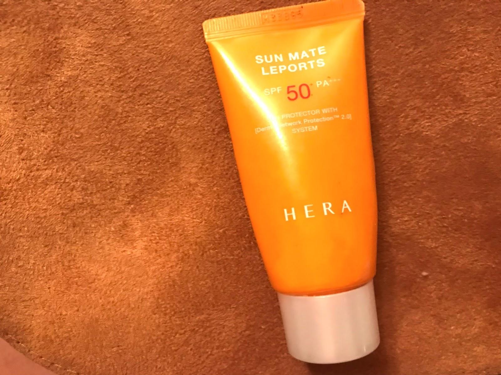 Hera Sun Mate Leports SPF50+ PA++++