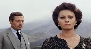 Marriage Italian Style was a 1960s hit for Sophia Loren's husband, film producer Carlo Ponti