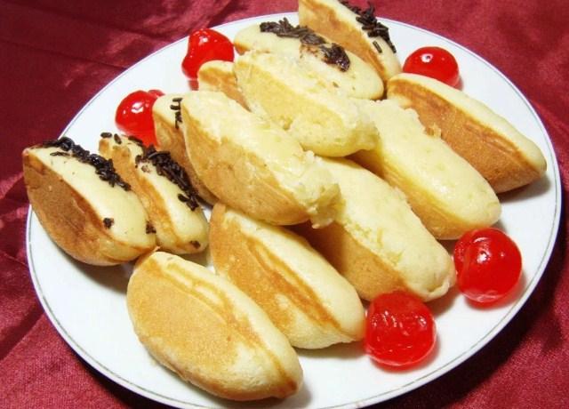 Resep Pukis Tape Topping Coklat Keju, Lembut dan Yummy