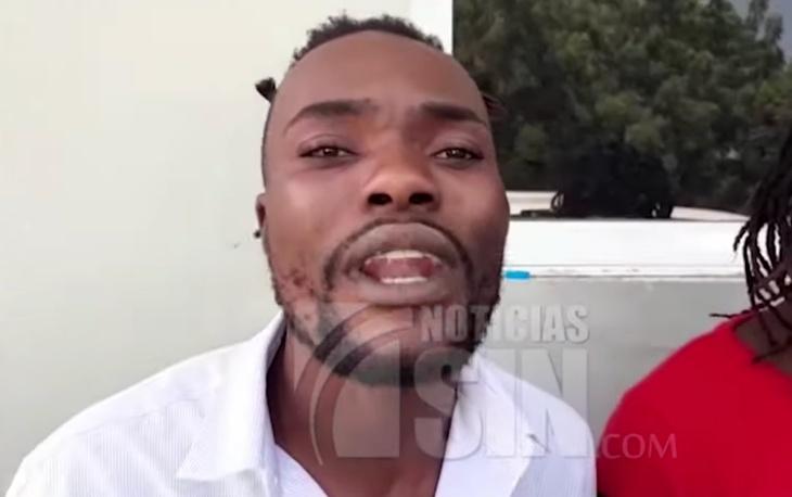 Video: Apresan haitianos estafaron mujer con 'burundanga' en Santiago