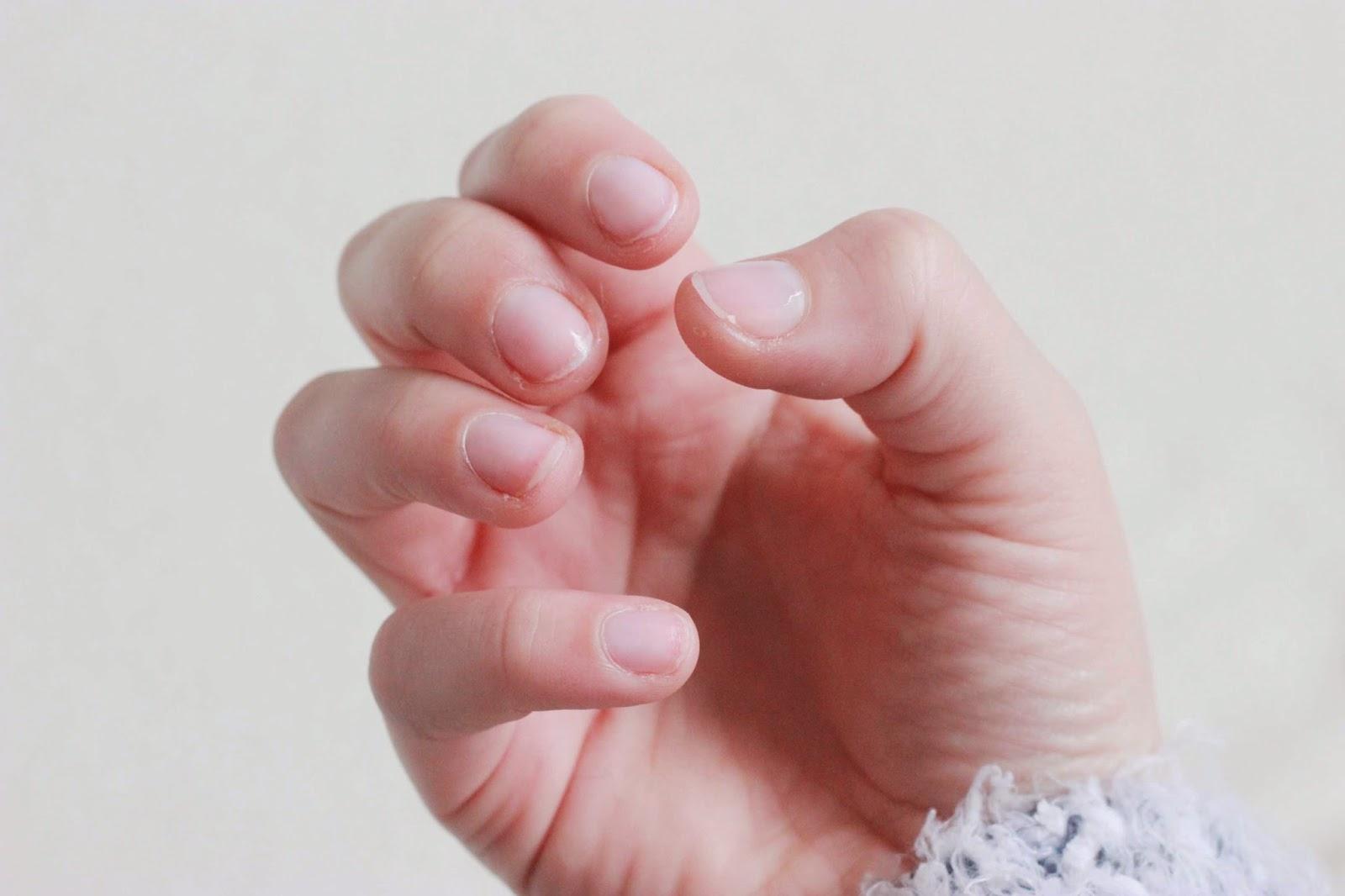 Nail Whitener test