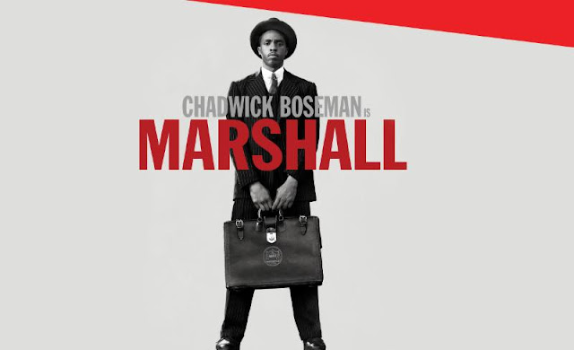 Chadwick Boseman is Marshall (Movie)