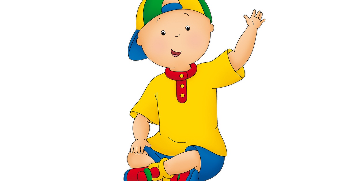 3 Cartoon Character Images : Cartoon characters caillou hq png