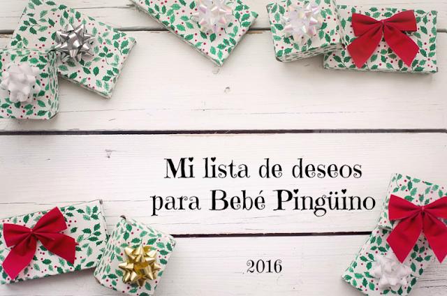 Lista de deseos 2016