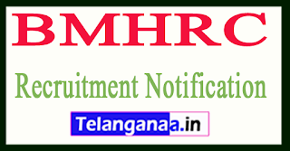 BMHRC (Bhopal Memorial Hospital and Research Center) Recruitment Notification 2017