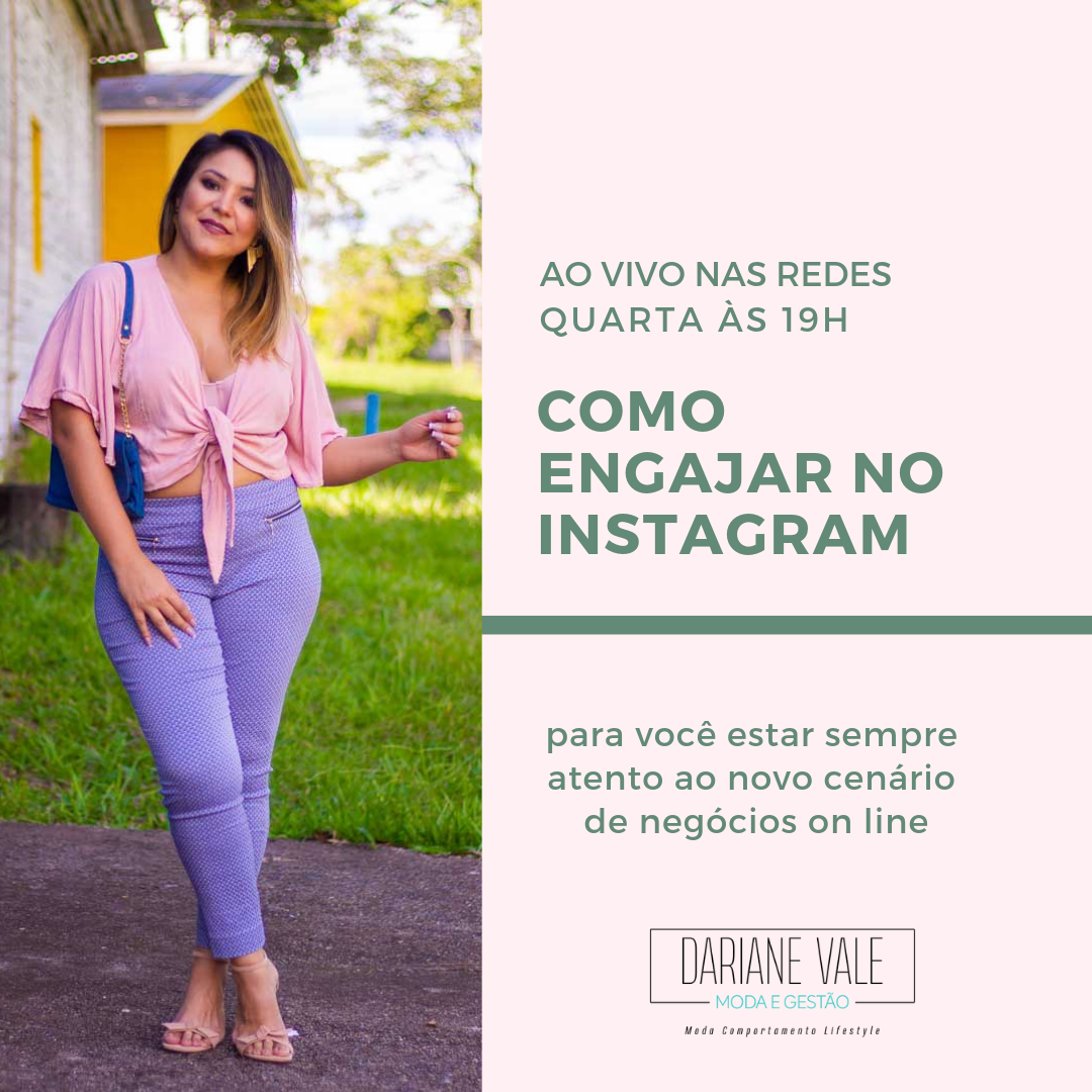 Aula ao vivo: como engajar no Instagram