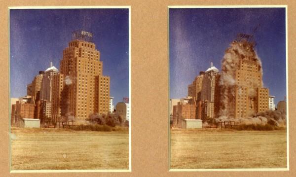 Vintage Photos of Beautiful Buildings Being Demolished