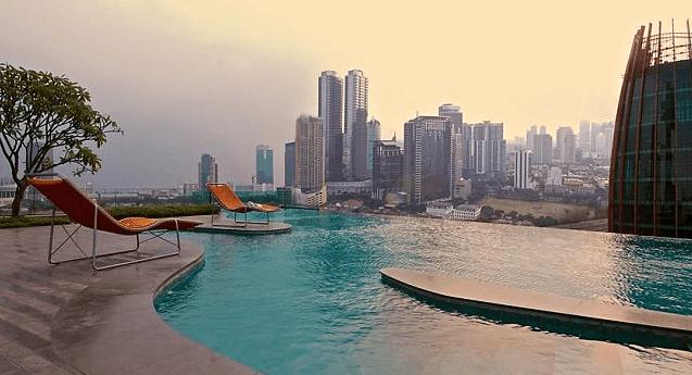 Manhattan Hotel Hotel Bintang 5 Mewah Di Kuningan Jakarta Update Pengetahuanmu