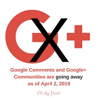 Google + is going away