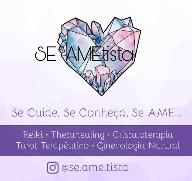 se.ametista, thetahealing, ginecologia natural, taro terapêutico, reiki
