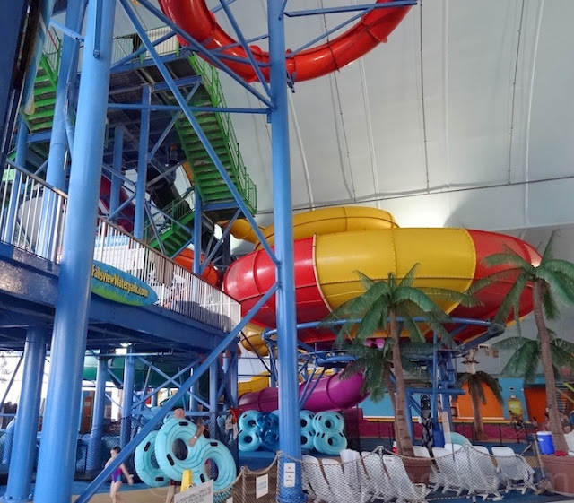 fallsview indoor waterpark at niagara falls