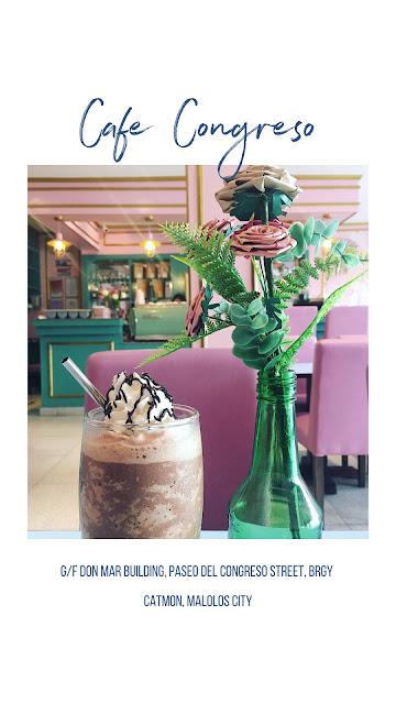 Cafe Congreso Malolos Bulacan