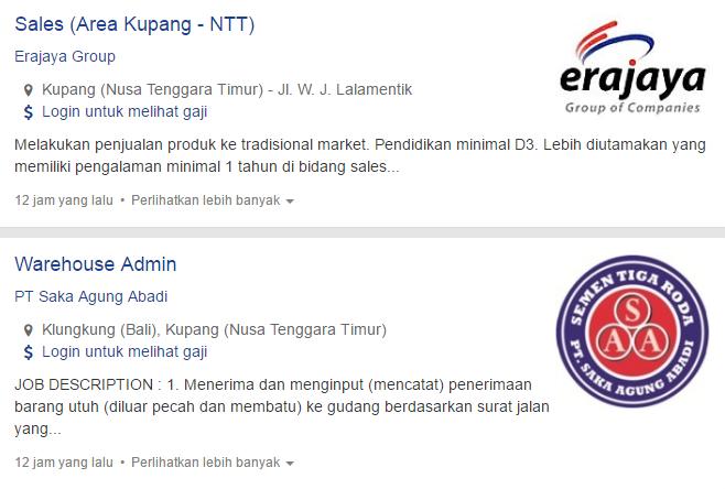 Lowongan Kerja Terbaru Kabupaten Timor Tengah Utara 2019.