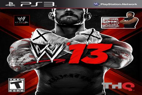 Download WWE 13 Game For PC