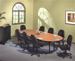 Mayline Geneva Conference Table
