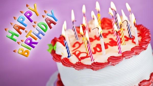 Happy Birthday Msg Images
