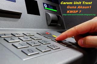 Gandakan KWSP anda menggunakan Teknik Pelaburan Unit Trust