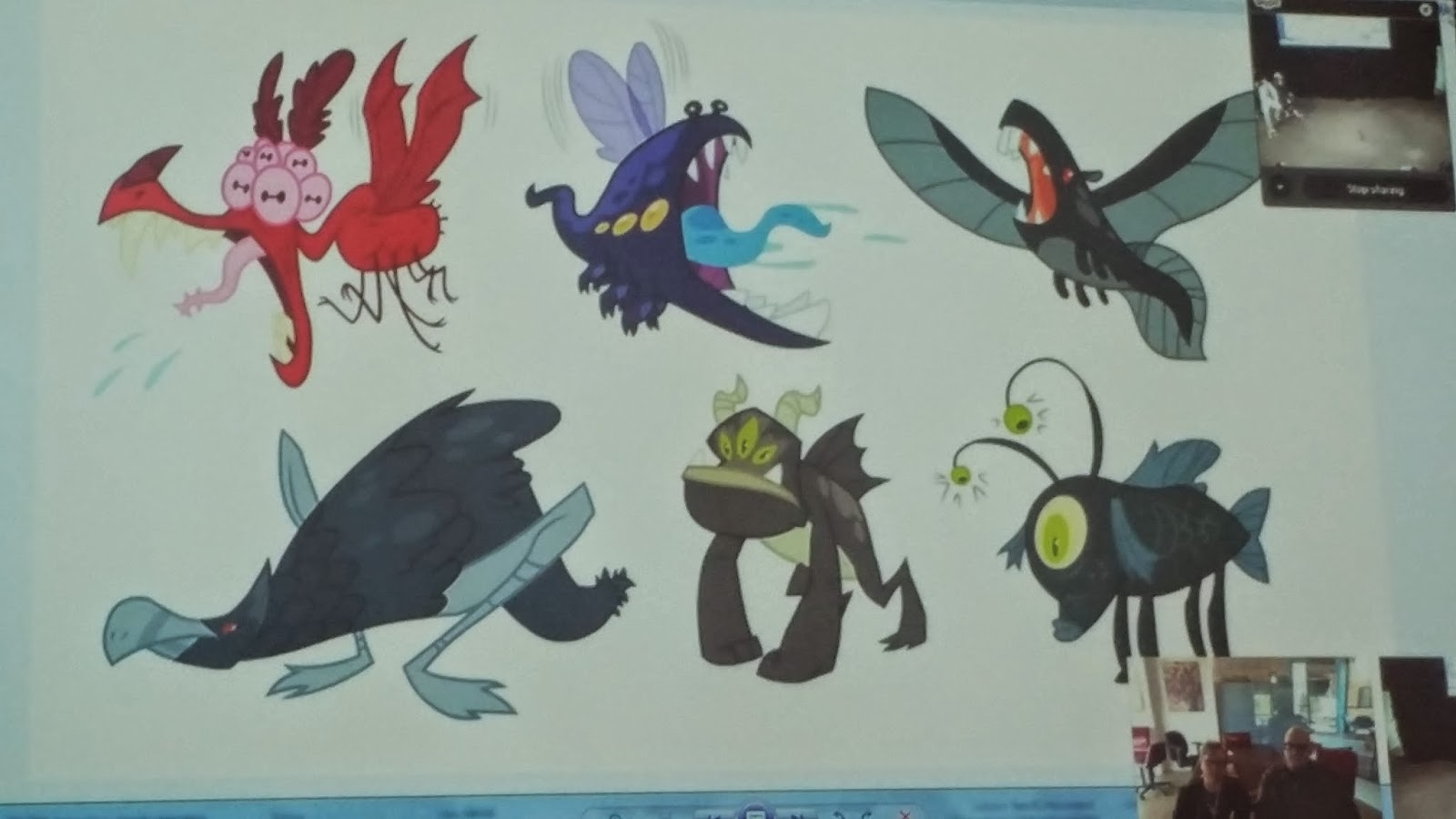 Equestria Daily Mlp Stuff Season 5 Concept Art At Ponycon