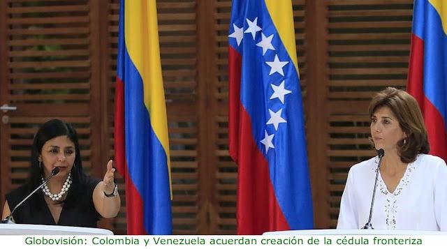 Apertura segura: Colombia propone cédula fronteriza y Venezuela gasolineras #RSY #VSY
