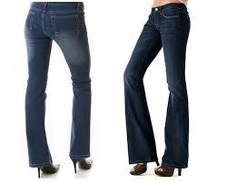 jeans boot cut feminino - fotos e dicas
