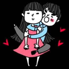 男朋友的貼圖庫part2[甜蜜日常]