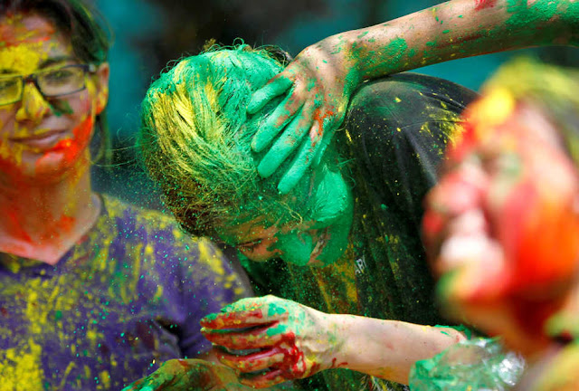 Holi Celebration Ideas 2016