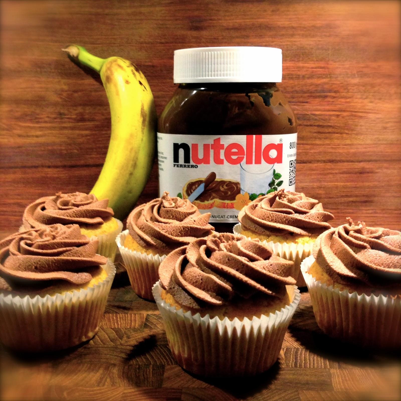 muffins med banan