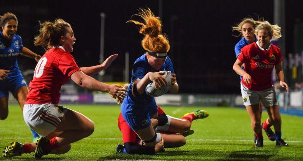 Juliet Short Ireland Rugby womens team