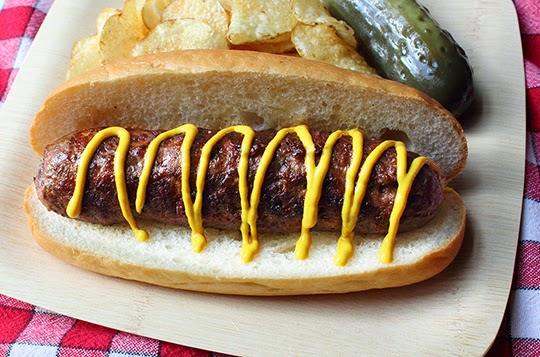 is a hot dog a sausage
