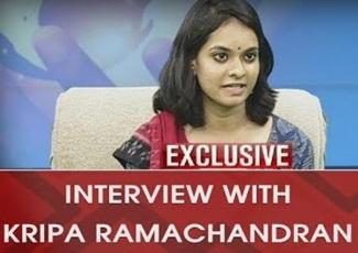 EXCLUSIVE Interview with Kripa Ramachandran (Researcher at CAG) | Inaiya Thalaimurai