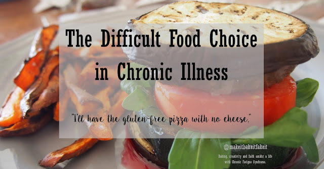Chronic Fatigue Syndrome and Food