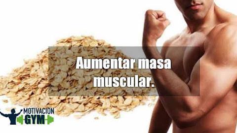 Masa muscular huevo