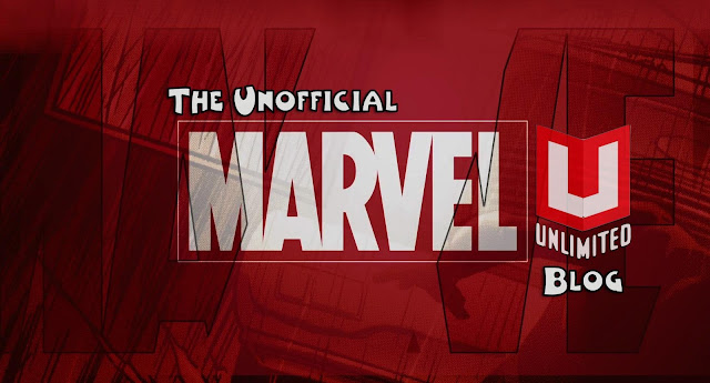 The Unofficial Marvel Unlimited Blog