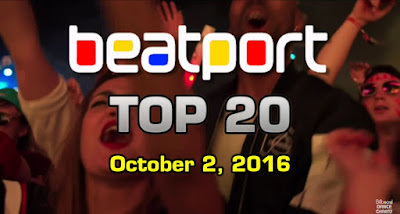 Beatport TOP 20 EDM Songs & DJ Tracks (October 2, 2016)