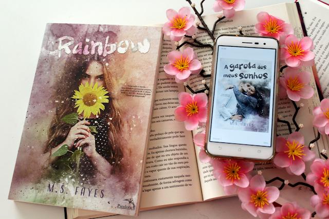 A garota dos meus sonhos - Conto Livro Rainbow - M.S. Fayes