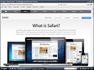تحميل متصفح سفاري Safari للكمبيوتر