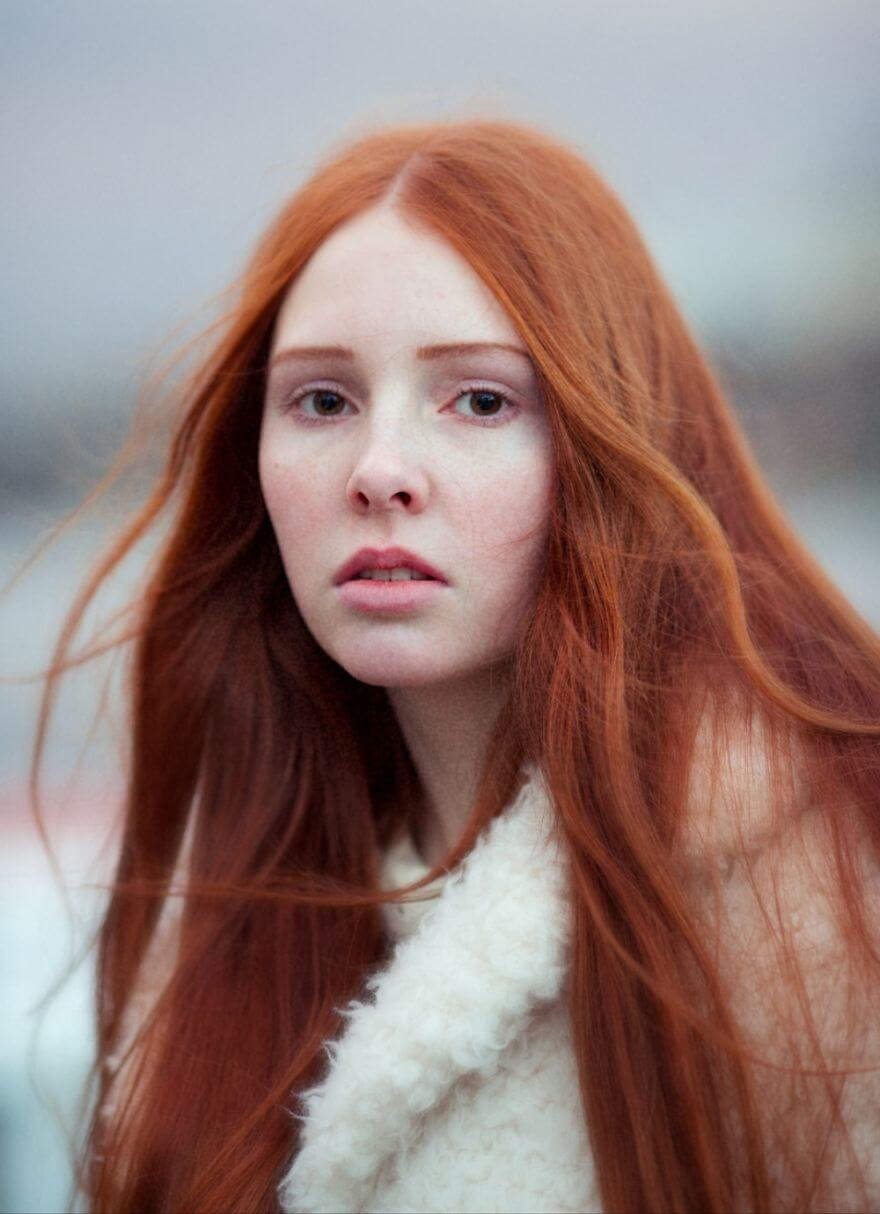 30 Stunning Pictures From All Over The World That Prove The Unique Beauty Of Redheads - Kim From Hamburg, Germany