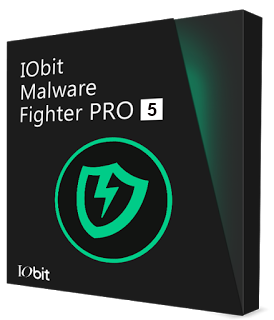 IObit Malware Fighter Pro 5.2.0.3996 poster box cover