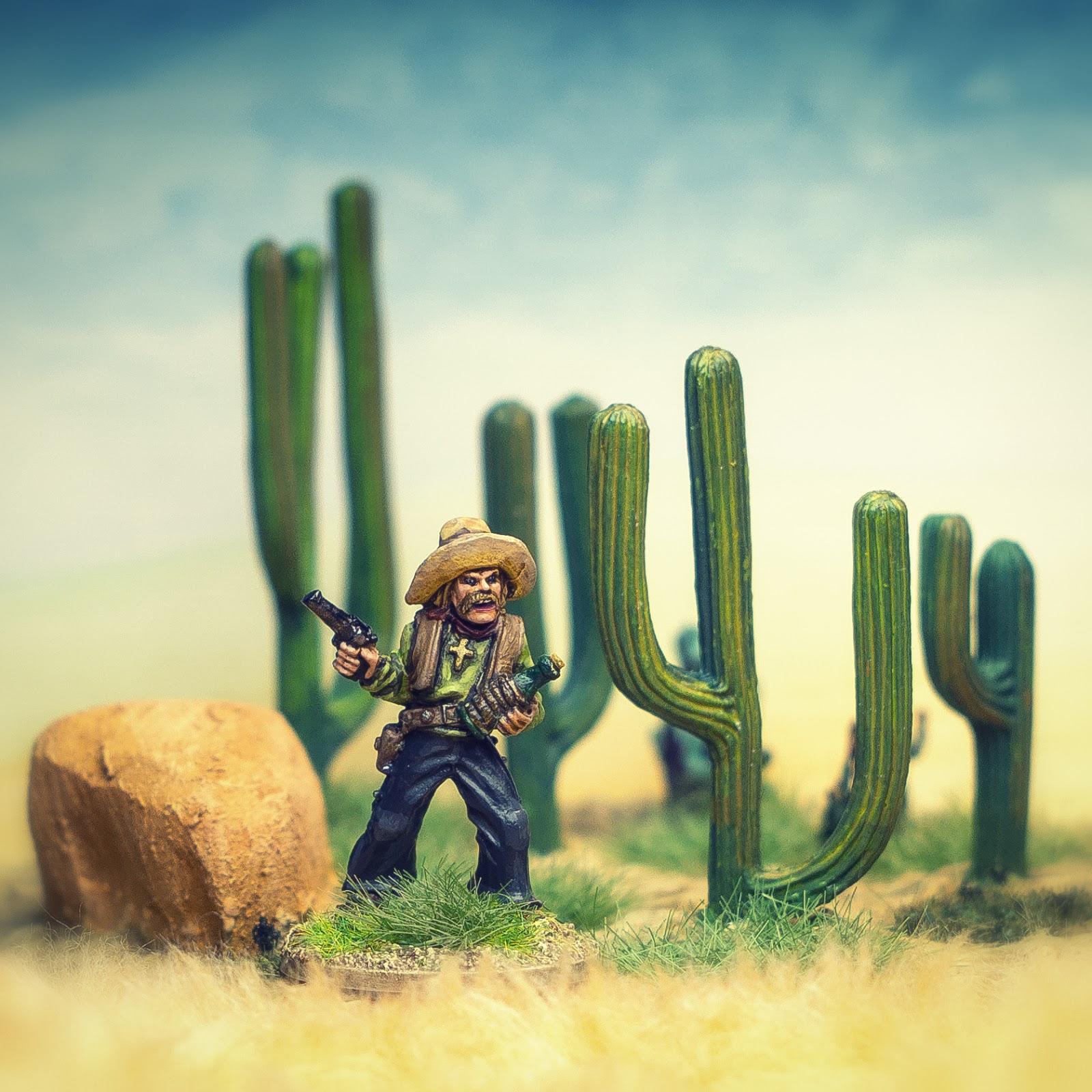 [Modélisme] Comment réaliser des cactus ... et DSC01424-Bearbeitet